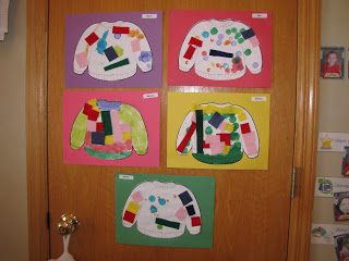 craft clothing ideas preschool winter 1464