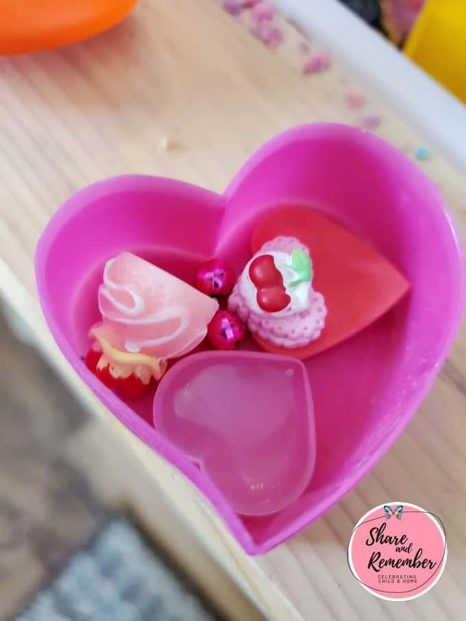 valentine slime charms