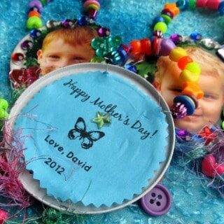 Mother's Day Photo Lid Keepsakes