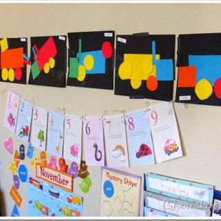 On the Go|Preschool Transportation Activities PT 2