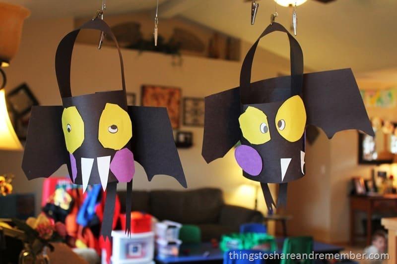 Bats for Halloween