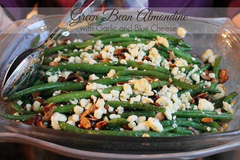 #shop #MyPicknSave New Everyday Blue cheese green bean almondine
