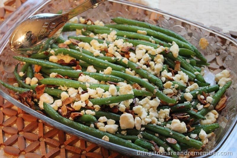 #shop #MyPicknSave Blue cheese green bean almondine New everyday