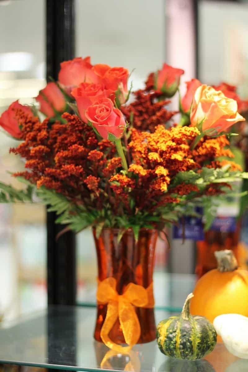 #shop #MyPicknSave Thanksgiving flowers New everyday