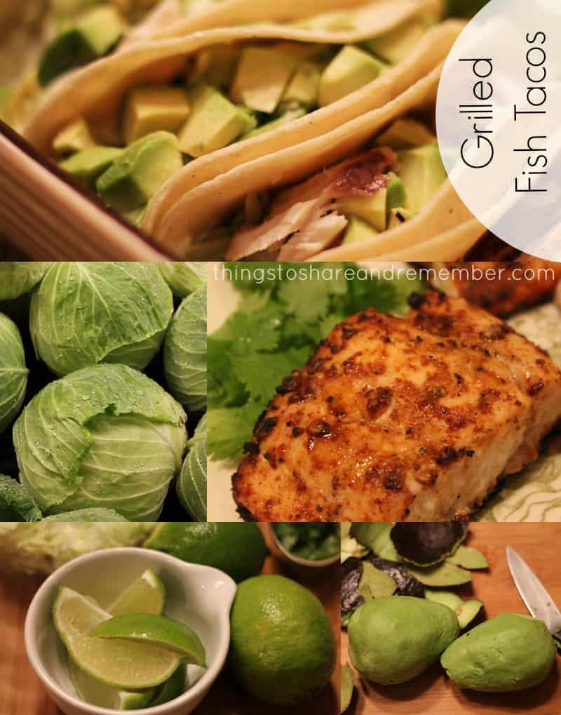 Grilled Fish Tacos #shop Pick 'n Save health key set #MyPicknSave #cbias