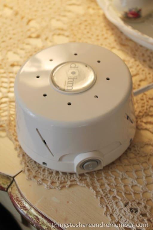 dohm baby sound machine