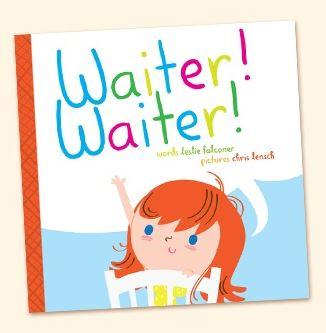 Waiter, Waiter! Preschool Restaurant Dramatic Play