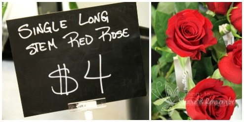 red roses from #MyPicknSave #shop
