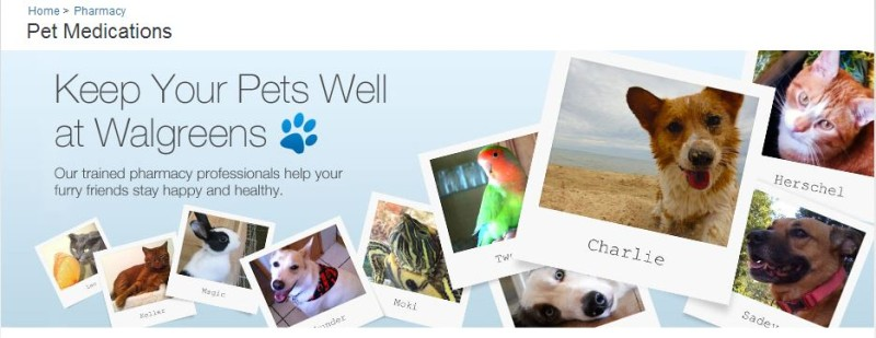 pet meds #WalgreensRx #shop #cbias