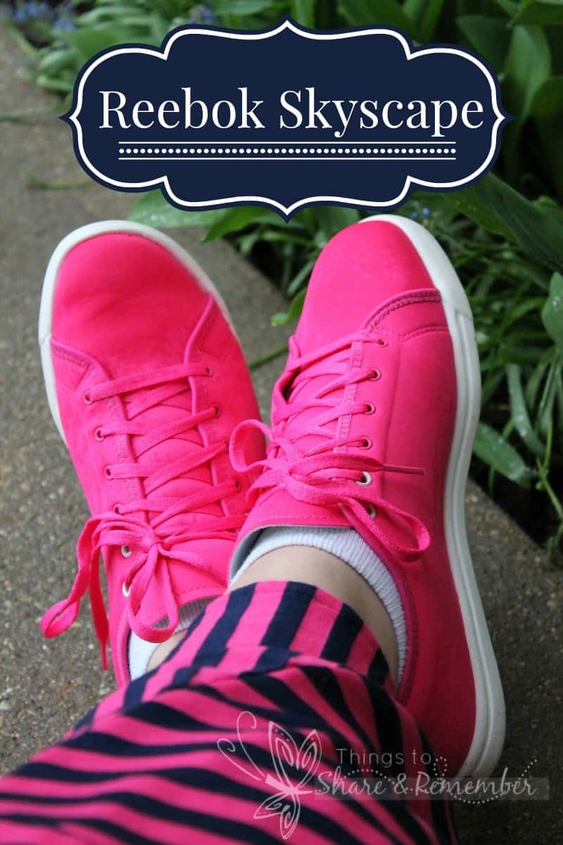 reebok skyscape shoe review