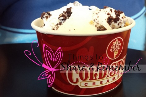 Try Summertime Creations™ at Cold Stone Creamery