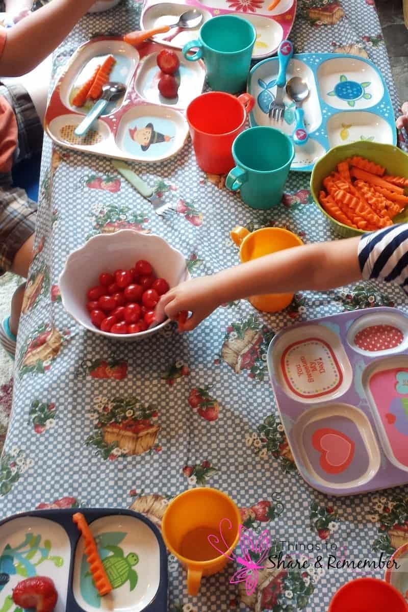 Teddy Bear Picnic Preschool Activities
