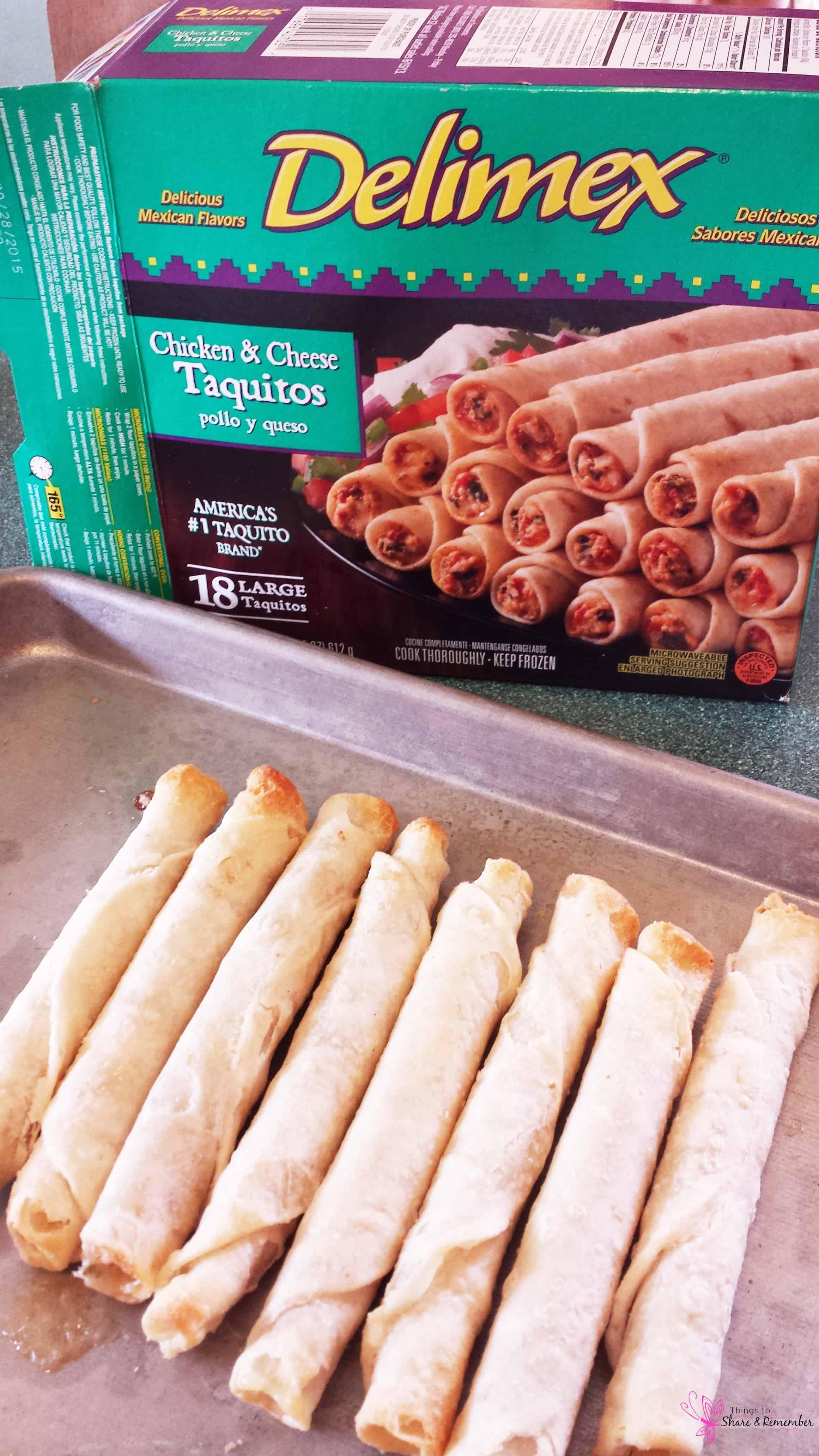 Frozen Foods Delimex
