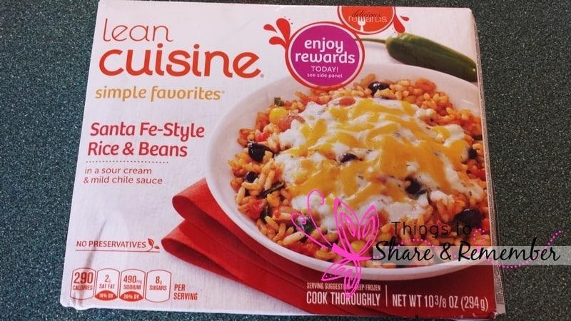 frozen foods lean cuisine