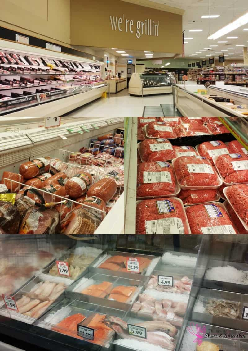 #MyPicknSave #shop #cbias Pick 'n Save Meat Dept