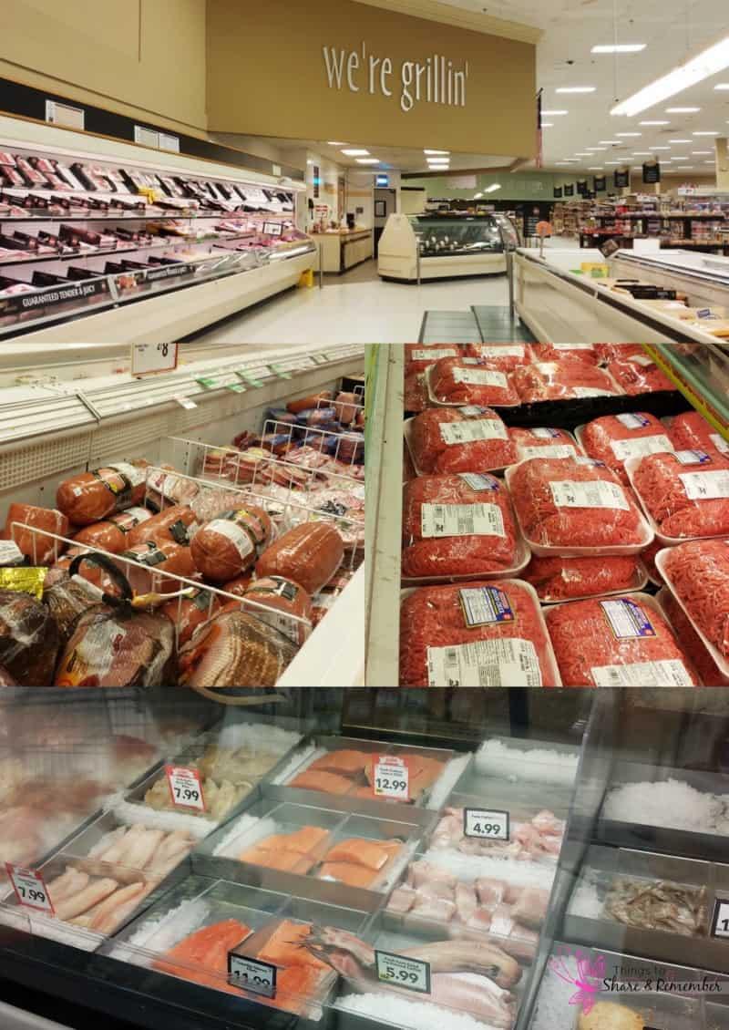 #MyPicknSave #shop #cbias Pick 'n Save Meat Dept