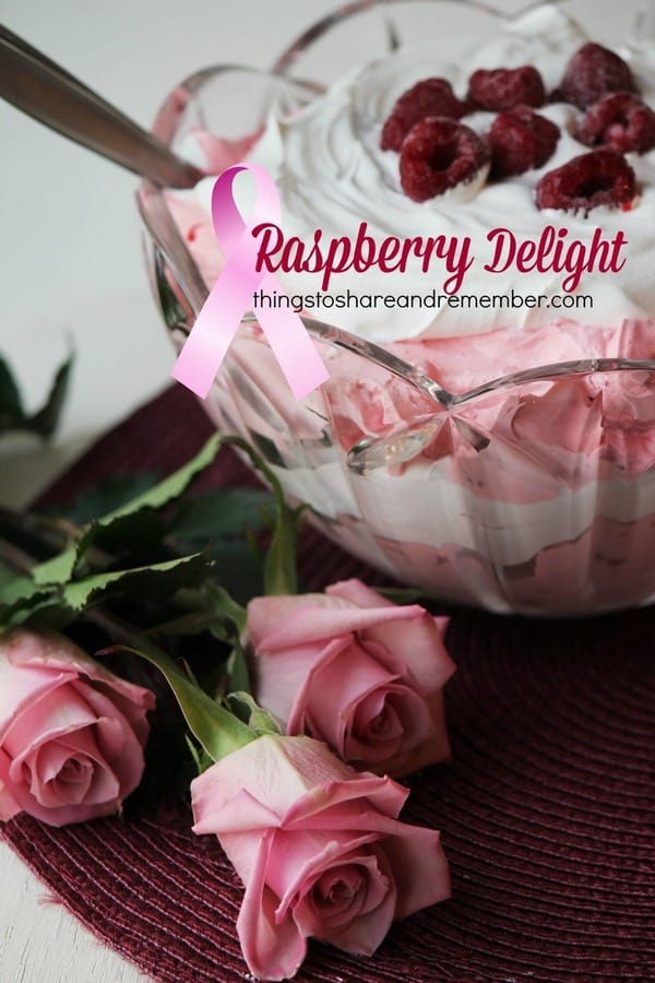 Pick 'n Save Breast Cancer Awareness & Raspberry Delight Recipe #CollectiveBias