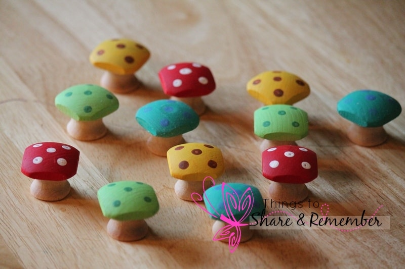 mushroom hunt game