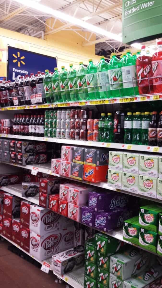 7UP® at Walmart