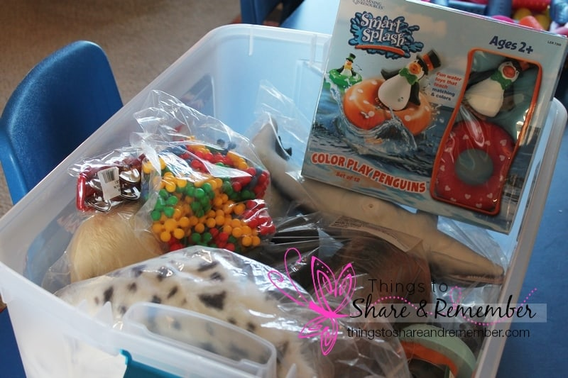 Mother Goose Time Winter Wonderland ToyBox