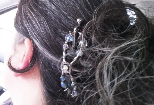 Lilla Rose Flexi Clip Review & Giveaway