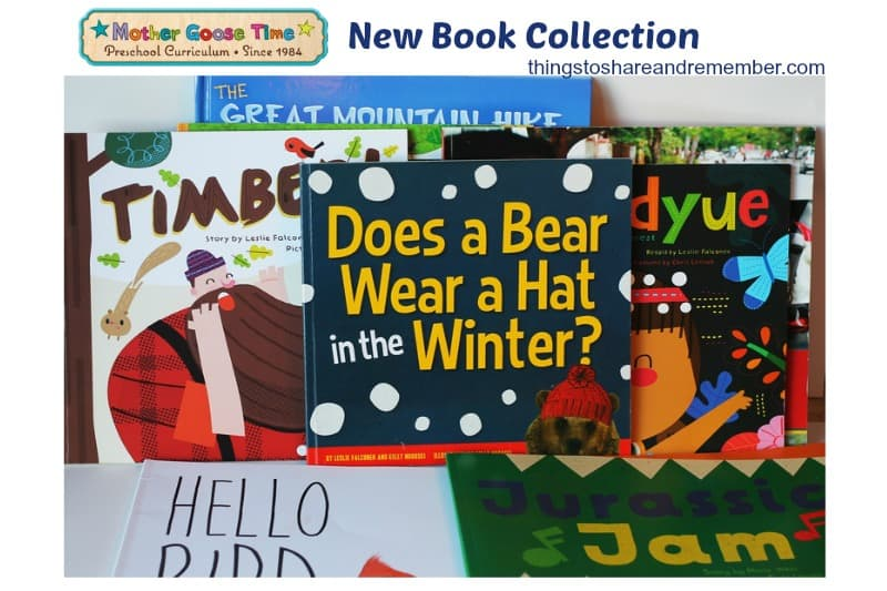 Mother Goose Time Books on Amazon! Each month a new book is included in our Mother Goose Time theme box. I've always been happy with the quality books they provide! You may have seen them featured in my posts from time to time. Previously the books were only available through Mother Goose Time but they are available on Amazon.