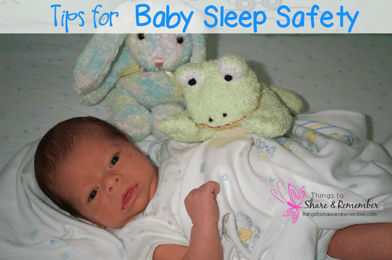 Tips for Baby Sleep Safety