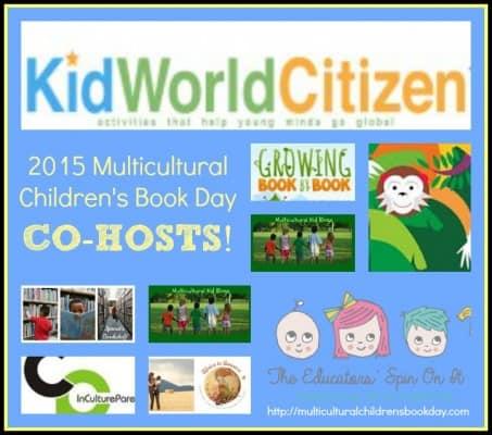 Multicultural Children's Book Day #ReadYourWorld