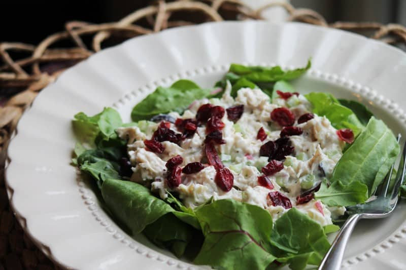 Greek Yogurt Chicken Salad #MyPicknSave #CollectiveBias