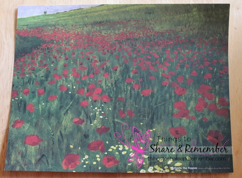 Meadow with Poppies Szinyei Merse, Pál (1896)
