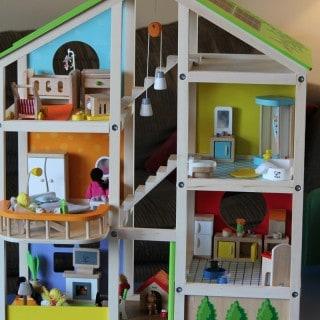 Alphabet House Theme #MGTblogger