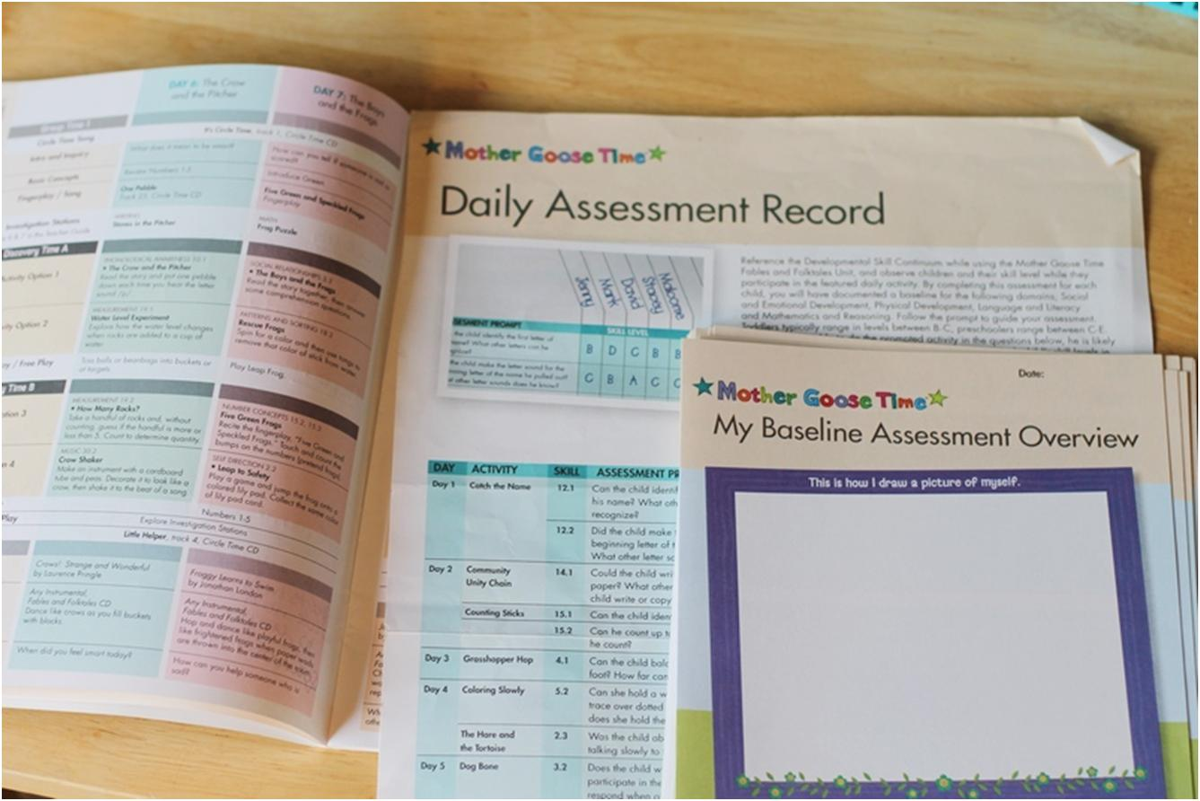 Daily Assessment Record