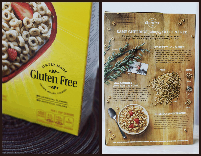 Gluten Free Cheerios™
