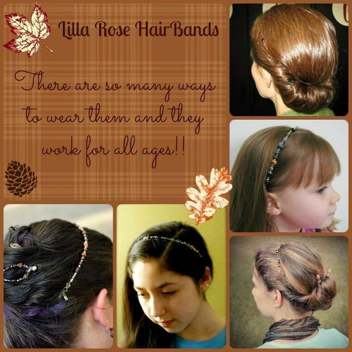 LIlla rose hairband ideas