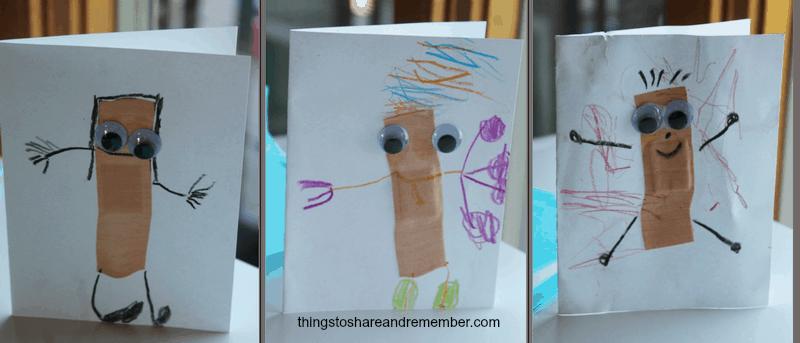 Friends & Feelings: A Caring Card Kids Can Make