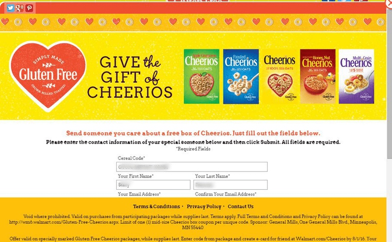 Cheerios ™Give a Box #GiveABox #CollectiveBias #Ad
