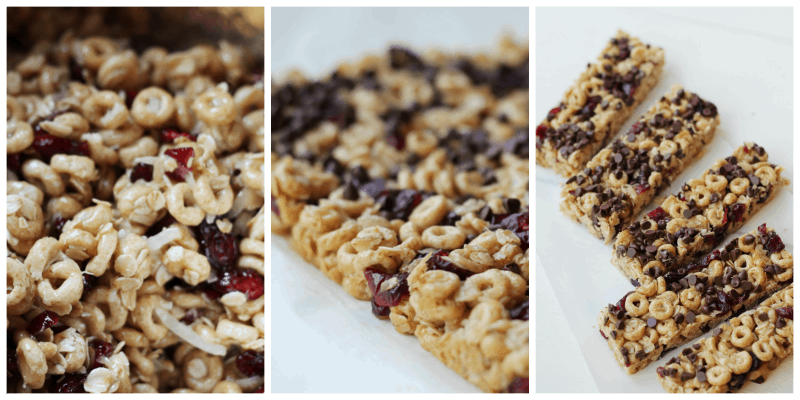 Cheerios™ Granola Bars Recipe #GiveABox #CollectiveBias #Ad