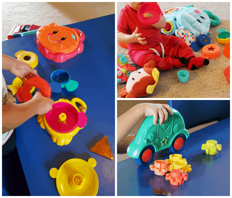 Playskool Toys #PlayskolontheGo