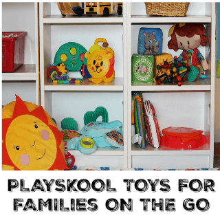 Playskool Toys for Families on the Go