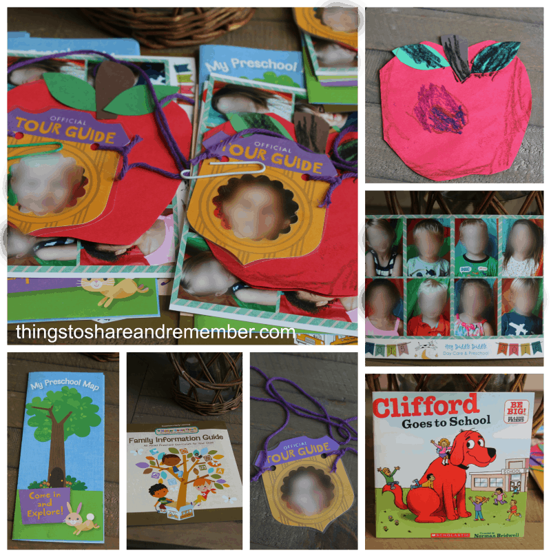 preschool open house materials #MGTblogger