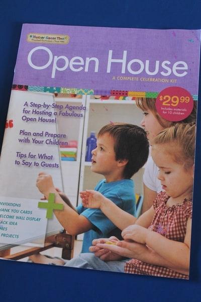 Hosting a preschool open house for Preschool open house ideas