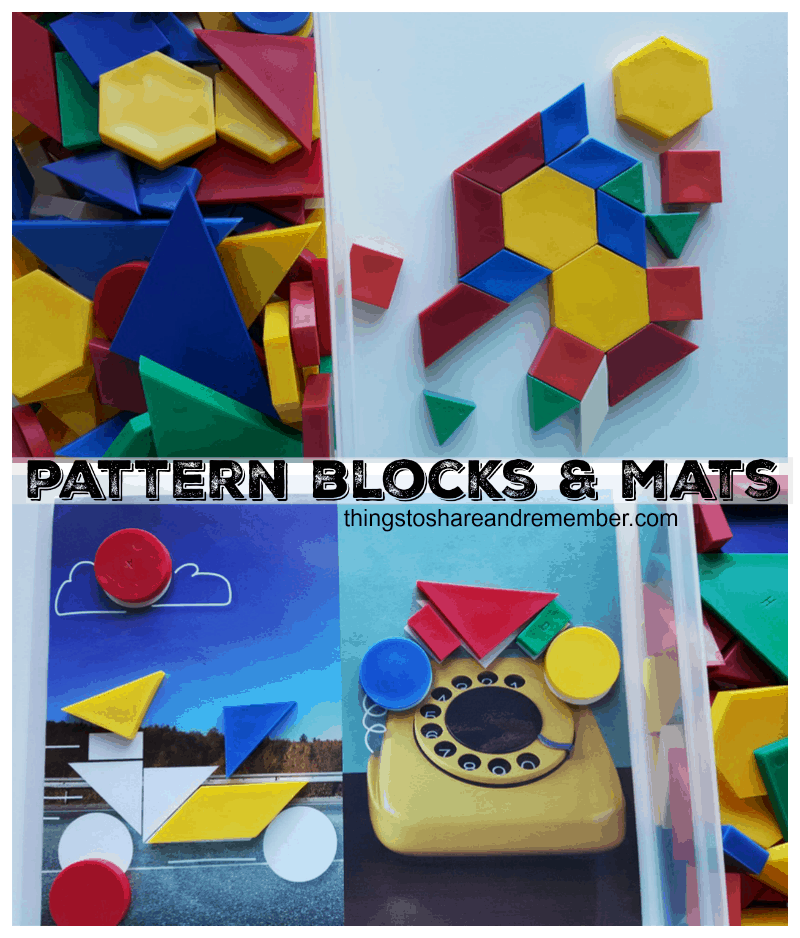 Pattern Blocks & Mats
