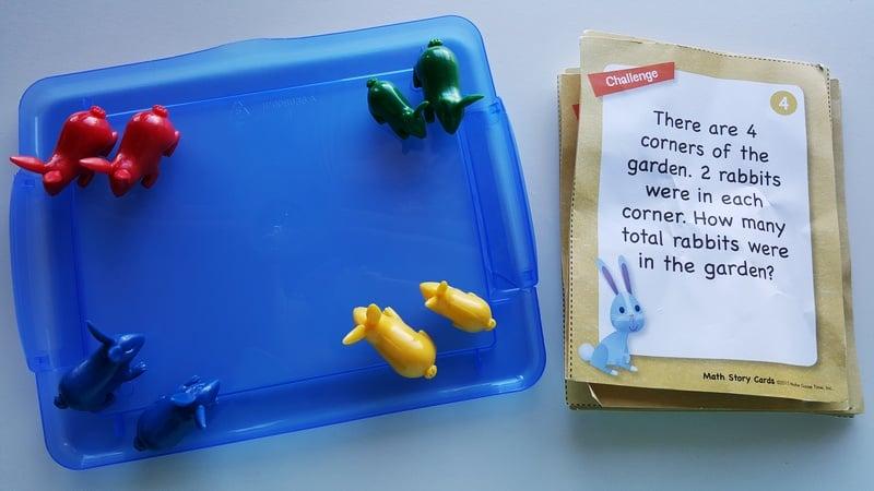 Math for Preschoolers #MGTblogger
