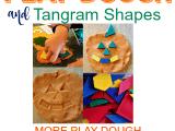 Play Dough & Tangram Shapes