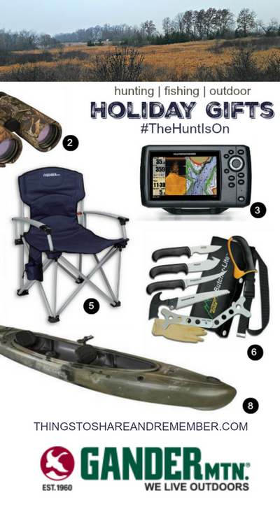 Hunting fishing outdoor holiday gifts 50 gift card for Hunting and fishing gifts
