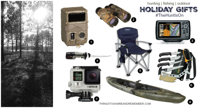 Hunting, Fishing & Outdoor Holiday Gifts + $50 Gift Card Giveaway #TheHuntIsOn