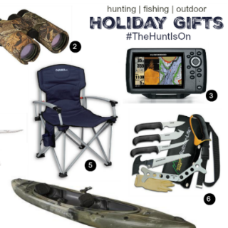 Gander Mountain Holiday Gifts #TheHuntIsOn Black Friday Sales