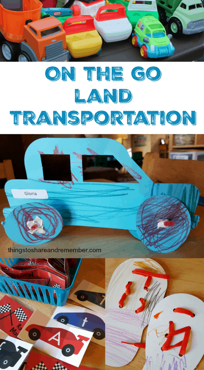 On the Go Land Transportation #MGTblogger