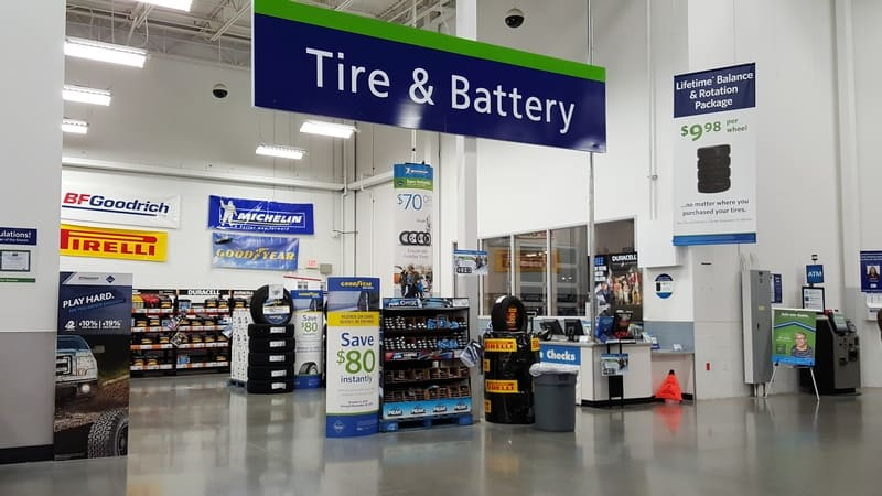 Winter Driving Tips and Tire Event at Sam's Club
