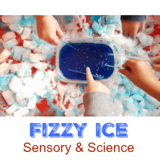 FIZZY ICE SCIENCE & SENSORY